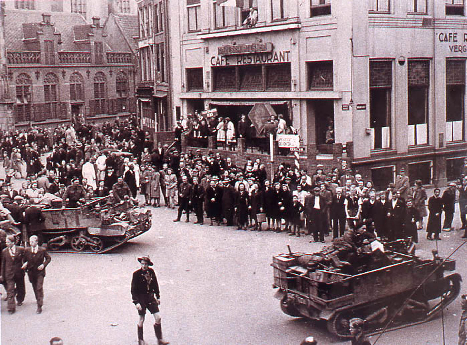 Zwolle bevrijd: 14 april 1945